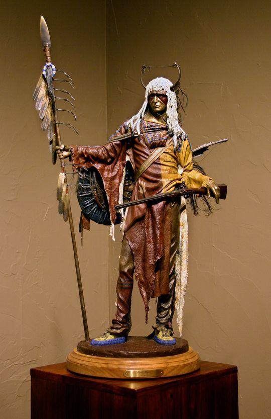 Four Bears Dave McGary   Indian   Native american decor