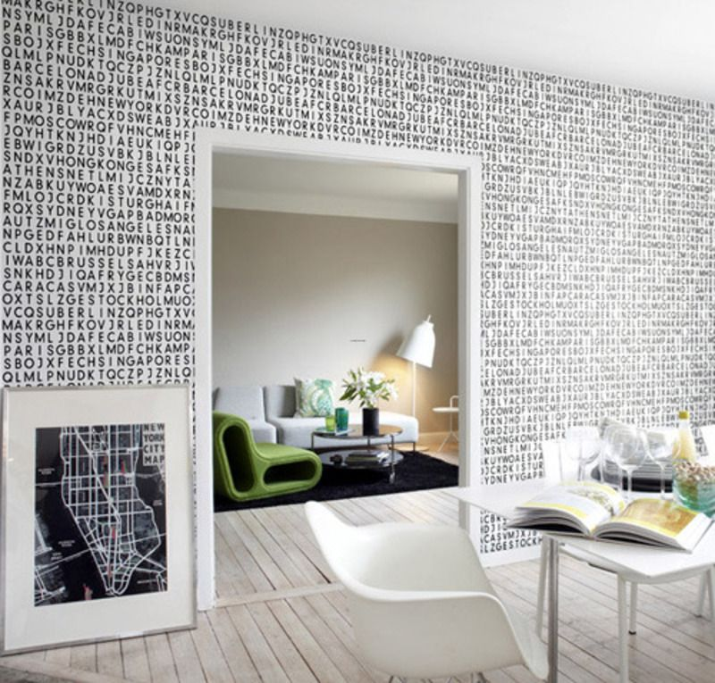 Perfect Wall Paint Ideas, Wall Design Patterns In Nice Design