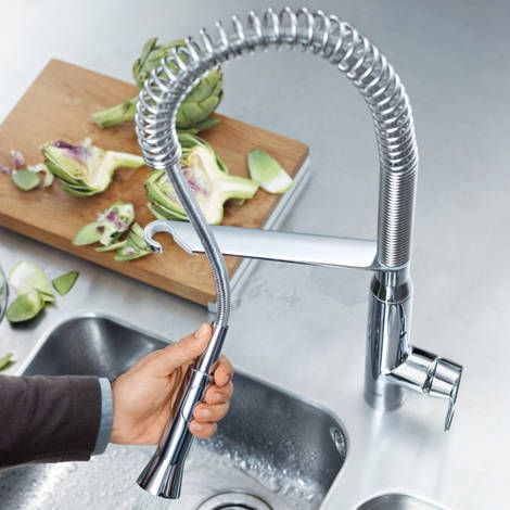 Grifos De Cocina Grohe | Faucets With User Centric Features From Grohe K7 Single Lever Sink