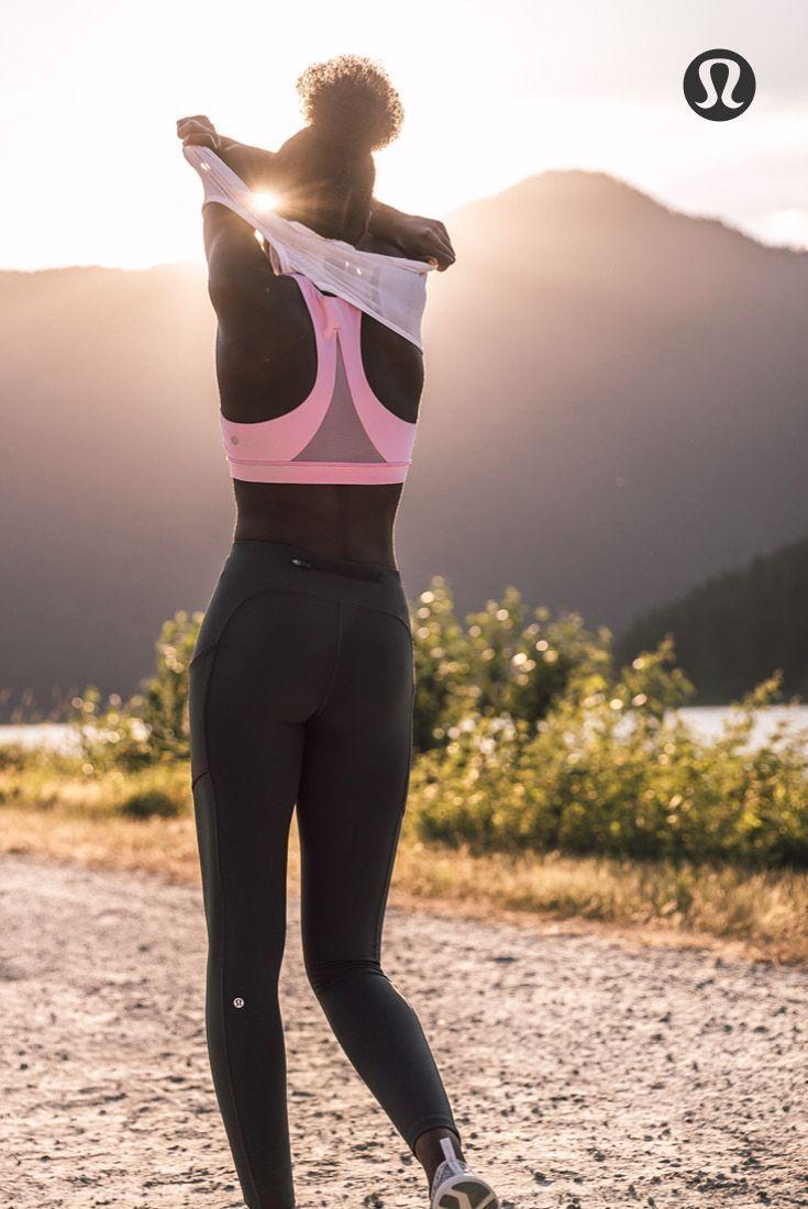 Invigorate bra womens bras lululemon sport outfits