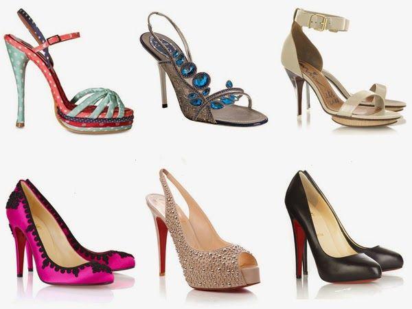 Trend Sepatu High Heels Terbaru 2014 Sepatu Sepatu Wanita