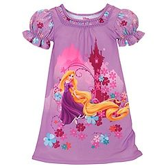 Floral Rapunzel Nightshirt for Girls  Got these PJ's for my niece Emma.