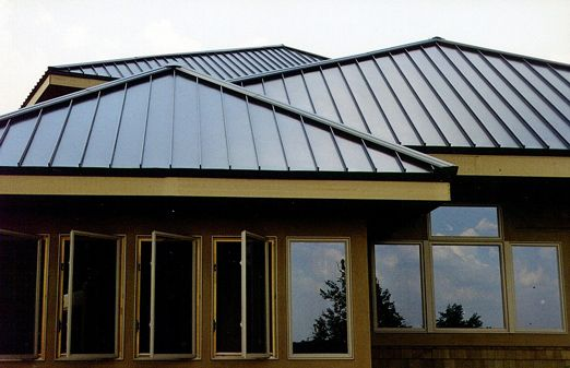 Standing Seam Metal Roof Residential Google Search