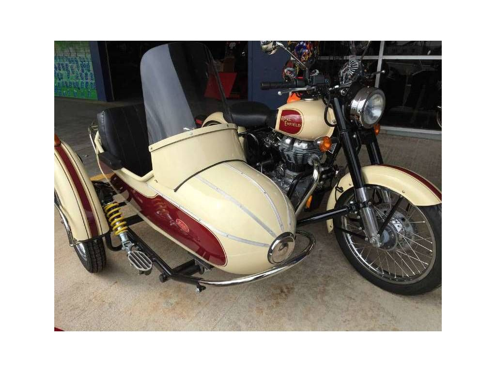 2016 Royal Enfield C5 With Sidecar, San Antonio TX - - Cycletrader ...