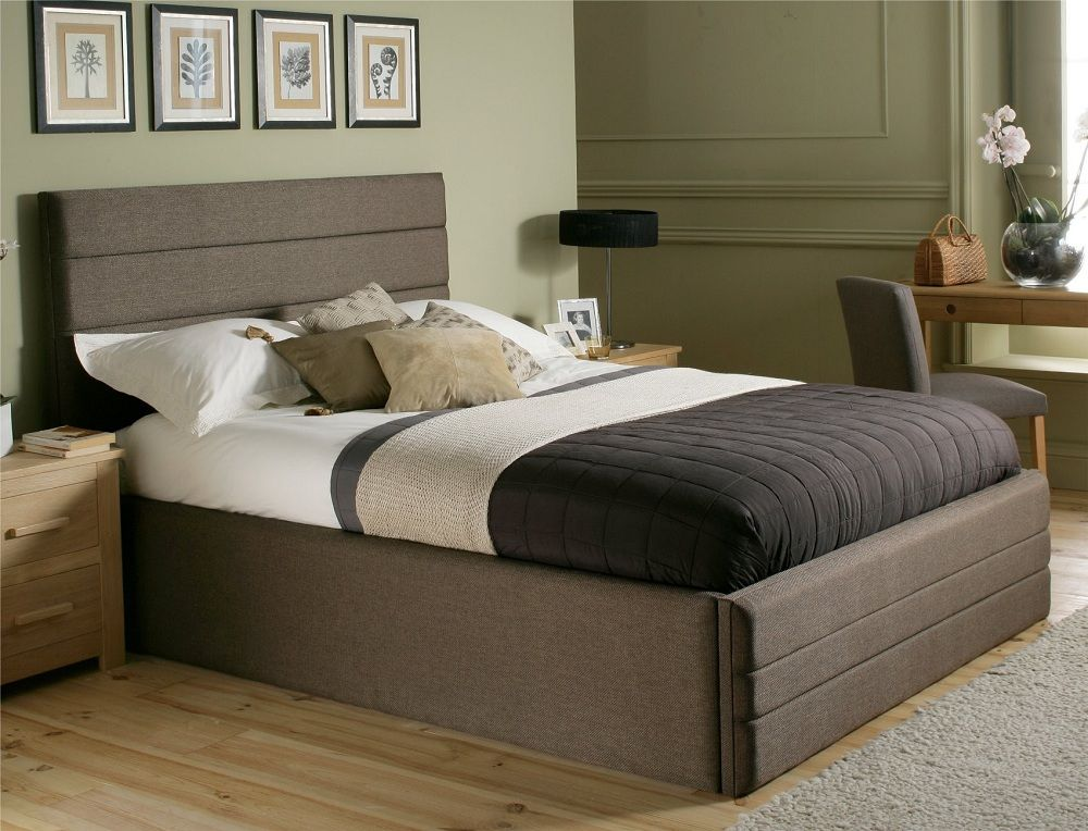Decorative Box Spring Cover Queen King Bed Frame And Headboard  Beds Design  Pinterest  Bed Frame