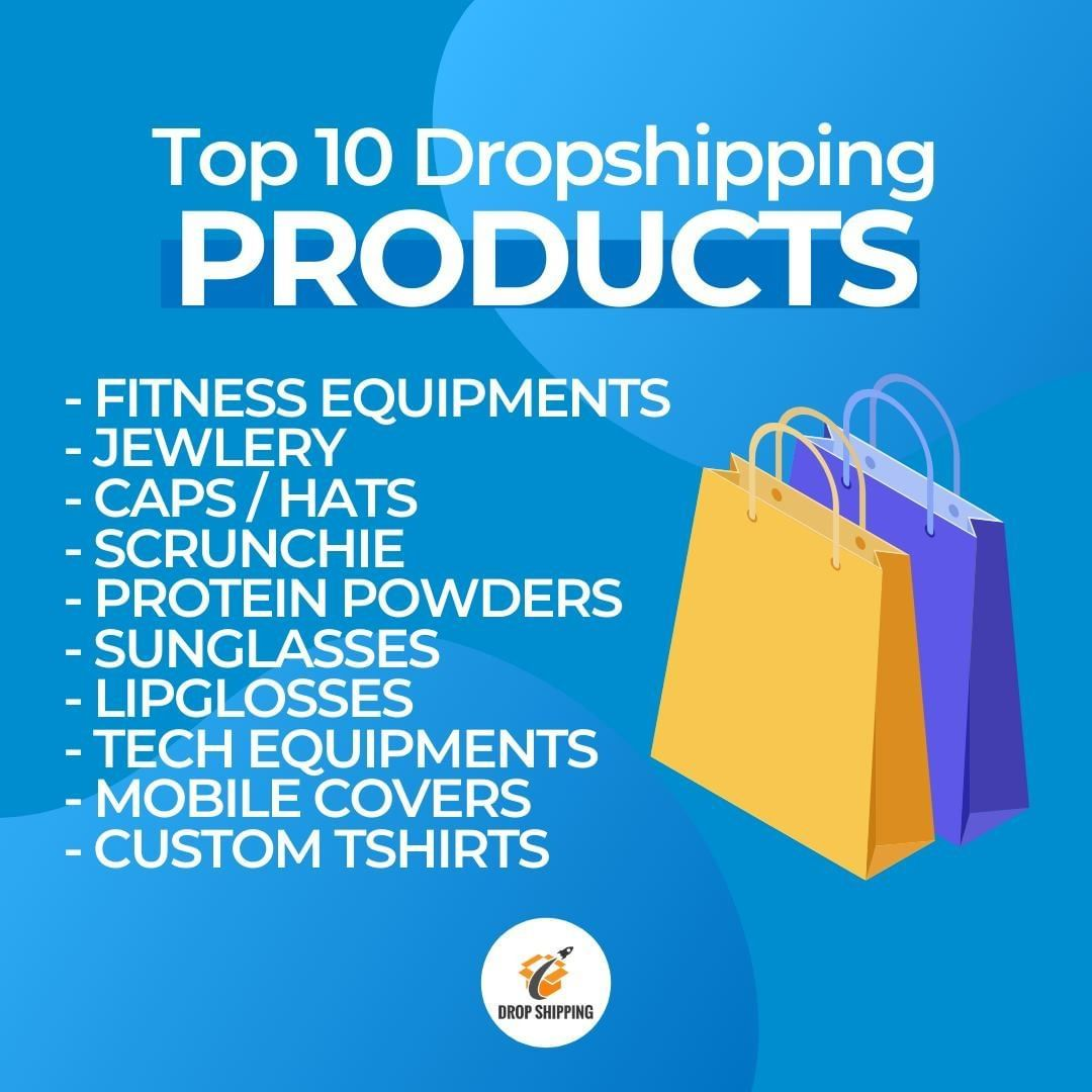 Top 10 Dropshpping Products 2020 Dropshipping Products Dropshipping For Beginners Dropshipping Products 2020