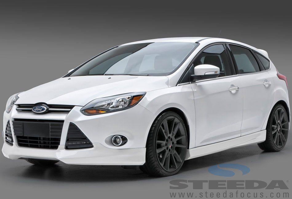3d Carbon Focus Hatchback 5 Piece Body Kit 12 14 023 691961