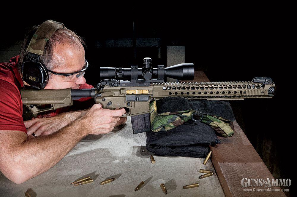 Salient Arms International Tier 1 AR-15 Review   Guns & Ammo #gunsammo