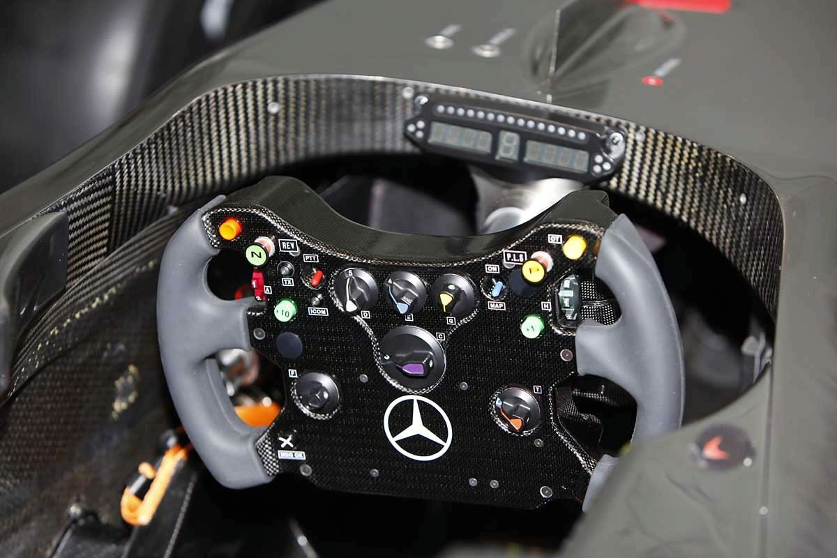 mercedes formula 1 cockpit | automotive | pinterest | mclaren mp4