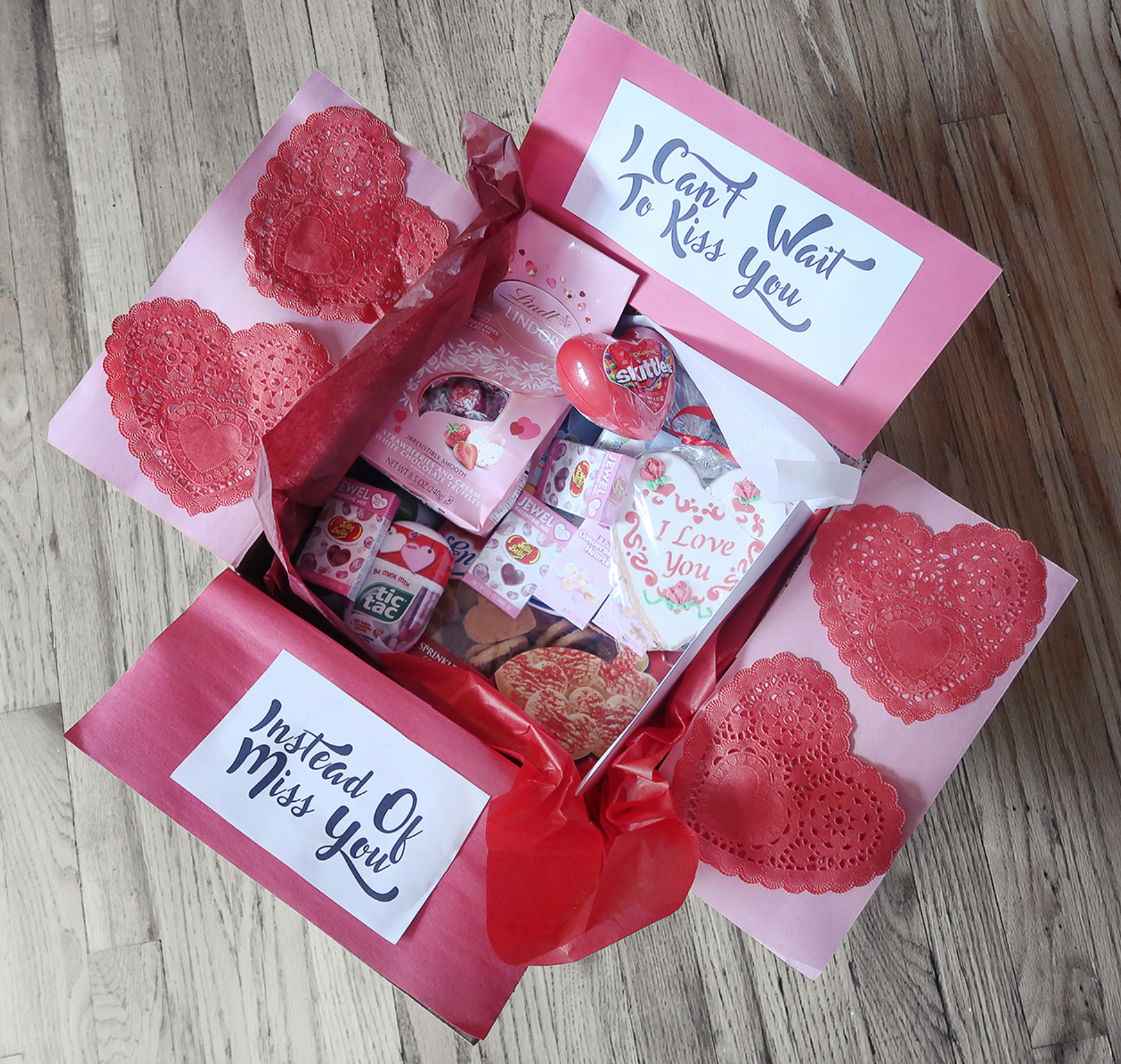 Valentine's Day Military Care Package for Deployed Army ...