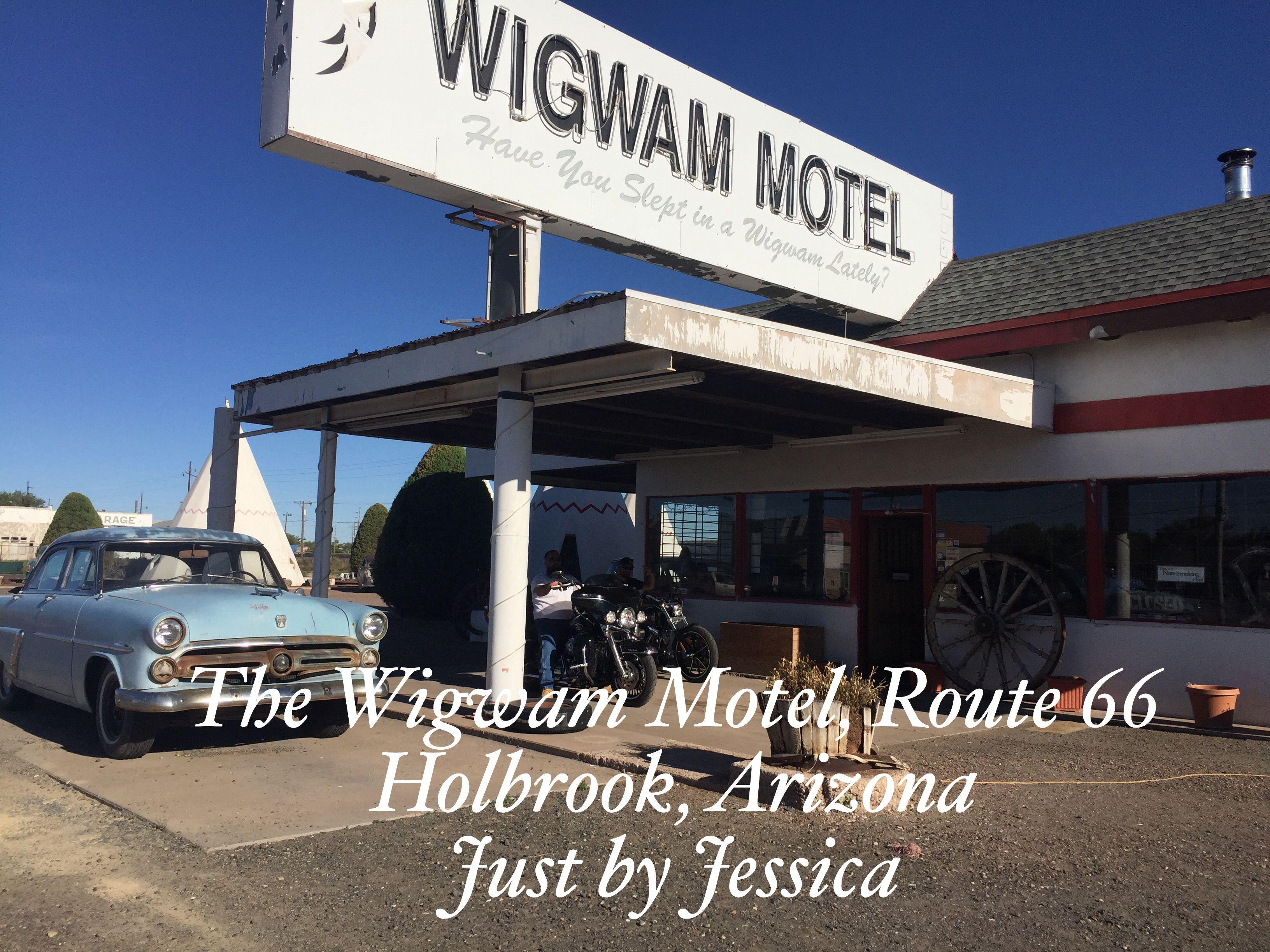 The Wigwam Hotel Route 66 Holbrook Arizona