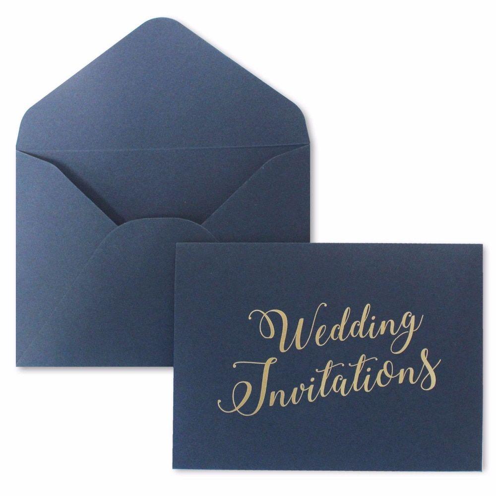 Pin On Blue Wedding Invitations