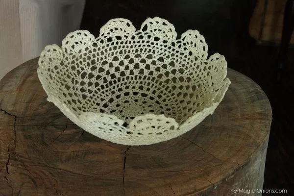 Let's Make Crocheted Bowls - The Magic Onions