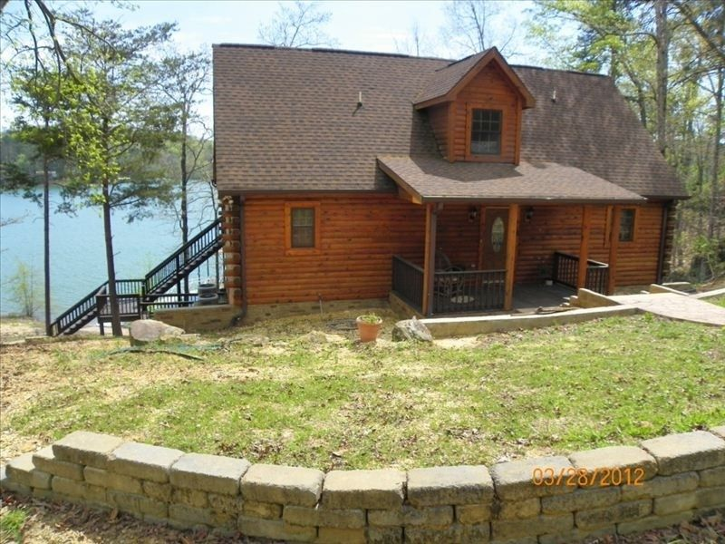Cabin vacation rental in double springs from