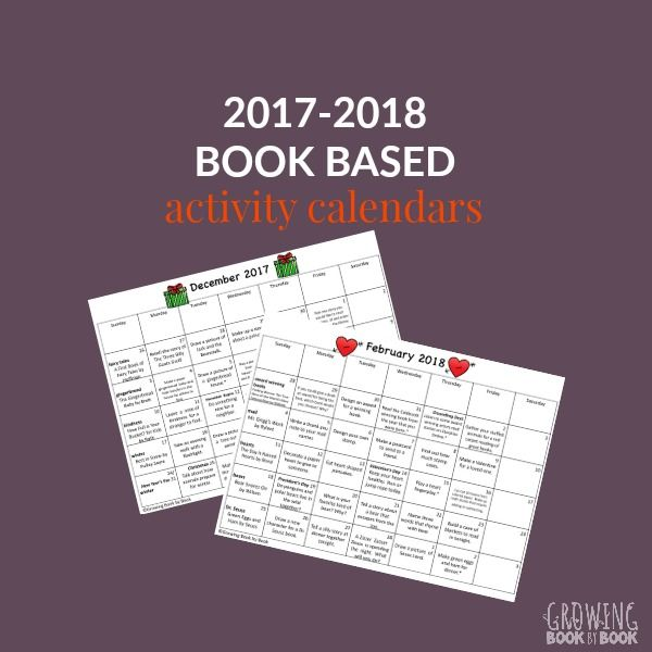 A Year of Books and Activities for a New School Year ...