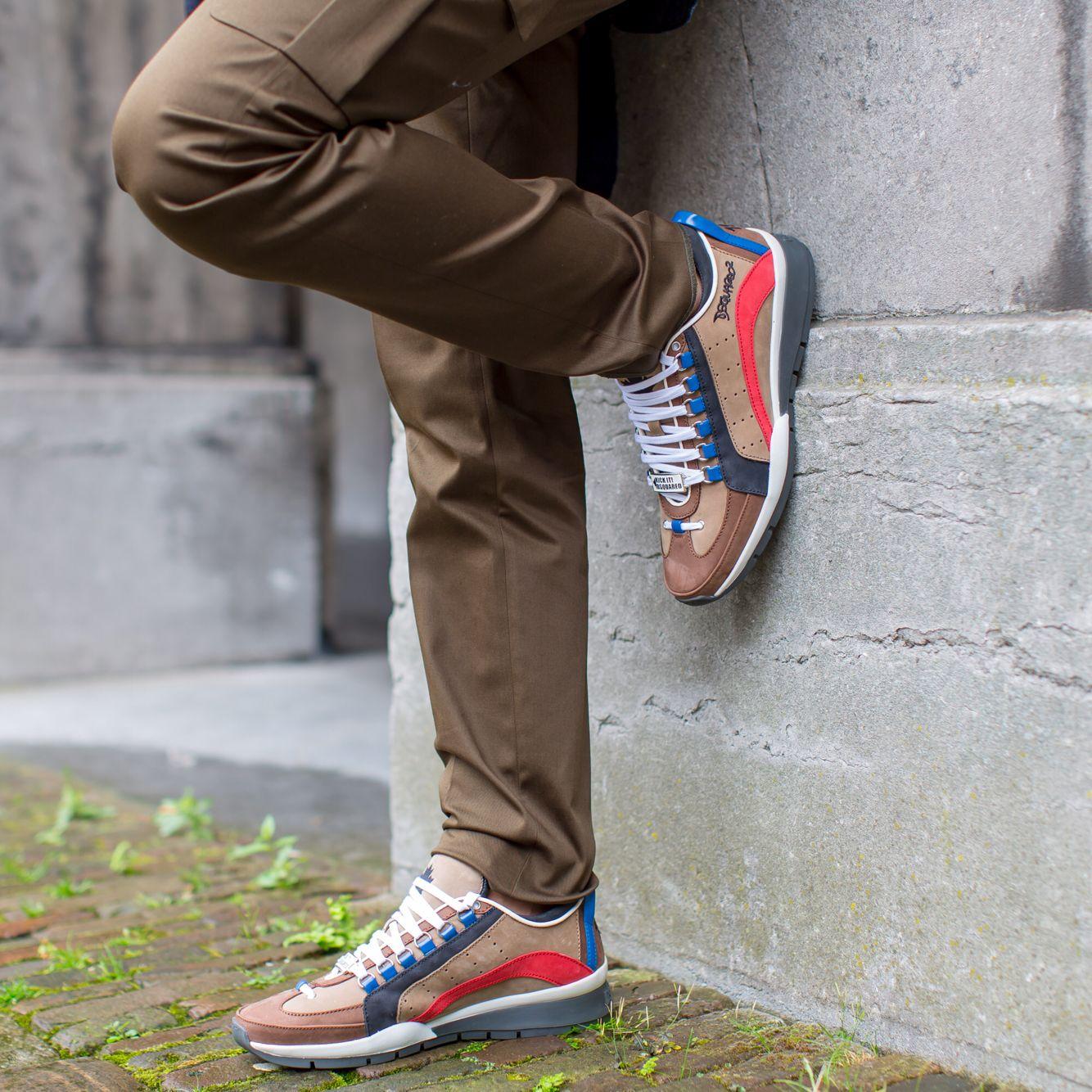 9ab87326a288 Erstaunlicher Preis Online Dsquared2 Sneaker 551 Günstig Kaufen Angebot  Zahlen Mit Paypal Günstig Online Günstig Kaufen