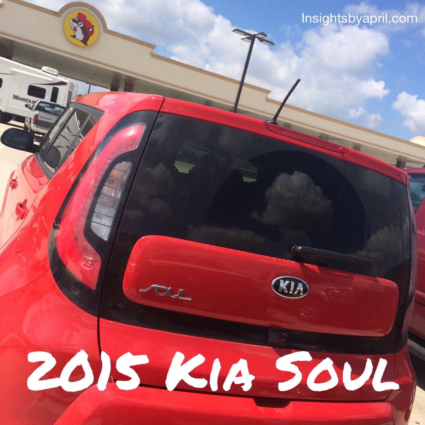 Taking the 2015 Kia Soul on one last mini vacation before school started. #DriveKia @DriveShopUSA