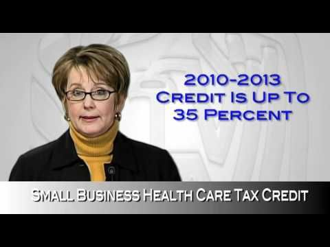 Small Business Health Care Tax Credit S Remember that we ...