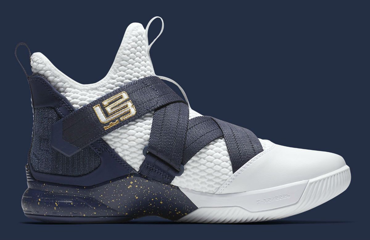 Viaje Excretar tramo  Nike LeBron Soldier 12