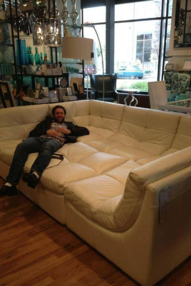 Comfy Leather Couches big white leather couch looks comfy | have a seat | pinterest