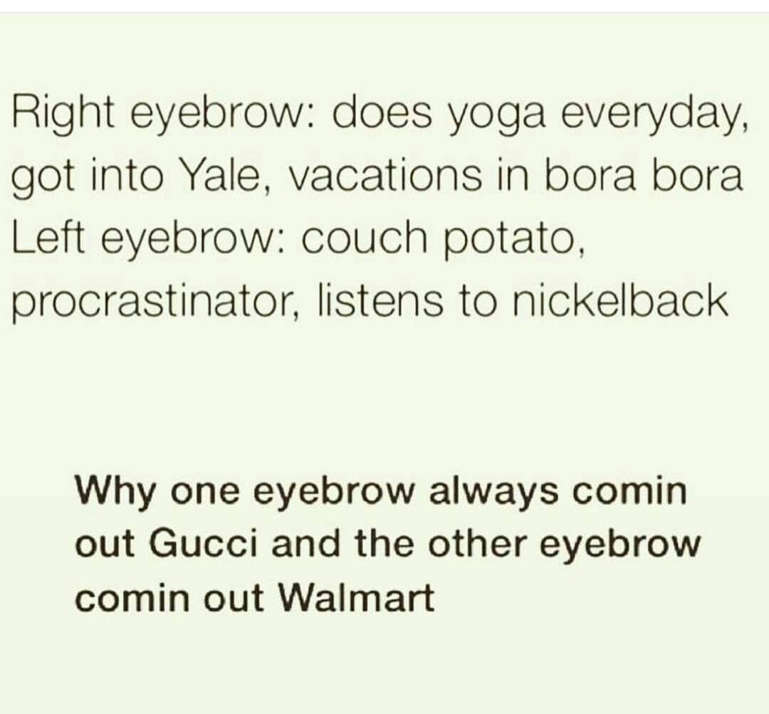 bdbc3da0299 Eyebrows