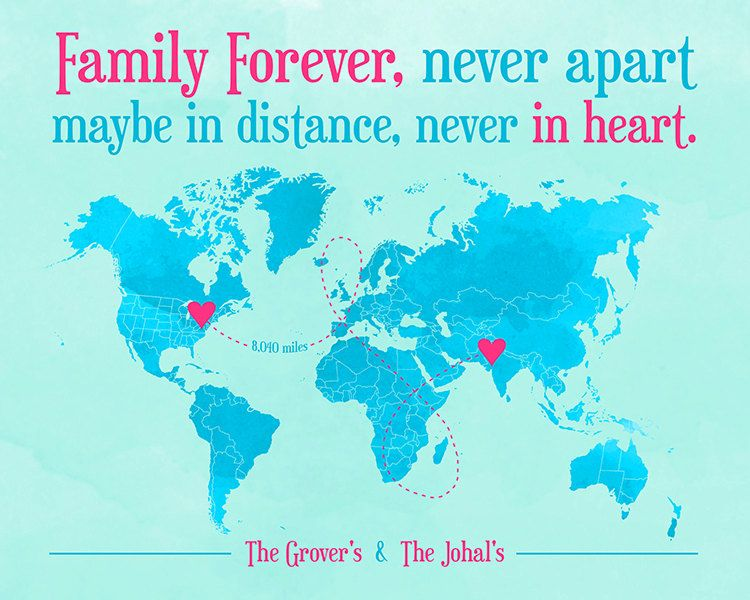 Quotes Family Long Distance Google Search Sayings Moving Away