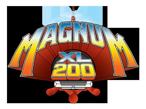 Magnum XL200 First Roller Coaster Ever Over 200 Feet