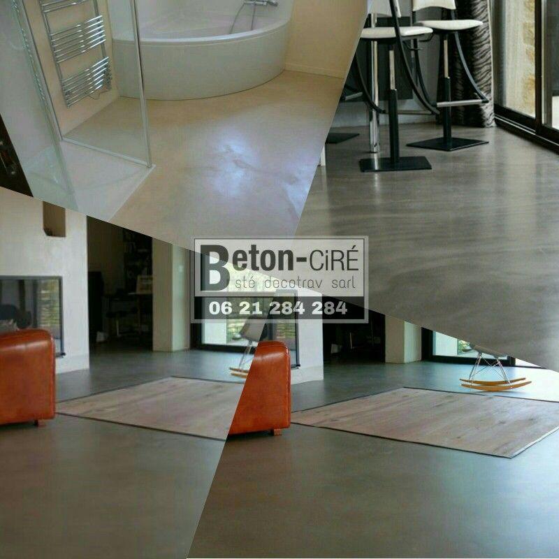 Béton ciré maroc  Maroc béton ciré Pour tout travaux de béton ciré - beton cire pour exterieur