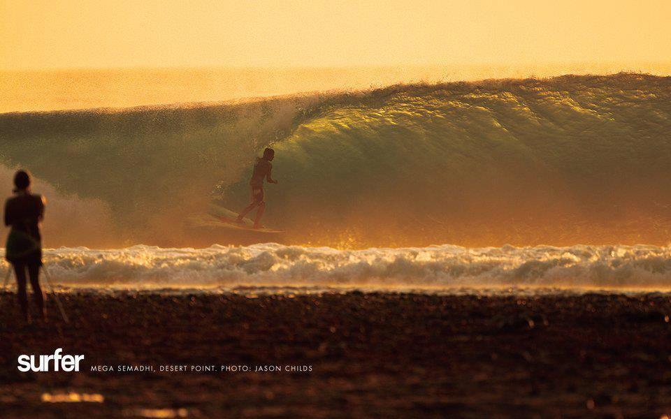 Desert Point Indonesia Lombok Indo Surfing Waves Surfer Magazine
