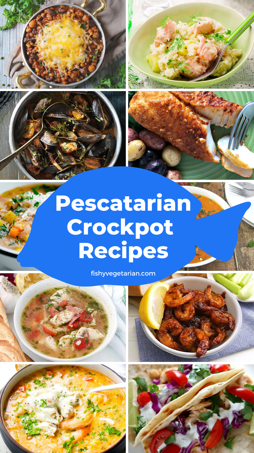 21 Flavorful Pescatarian Crock Pot Recipes Your Whole Family Will Enjoy
