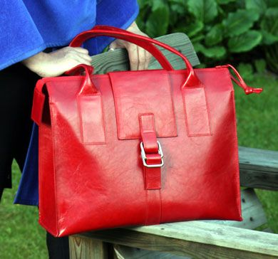 ~Birgit Pyykkö, Red Bag~