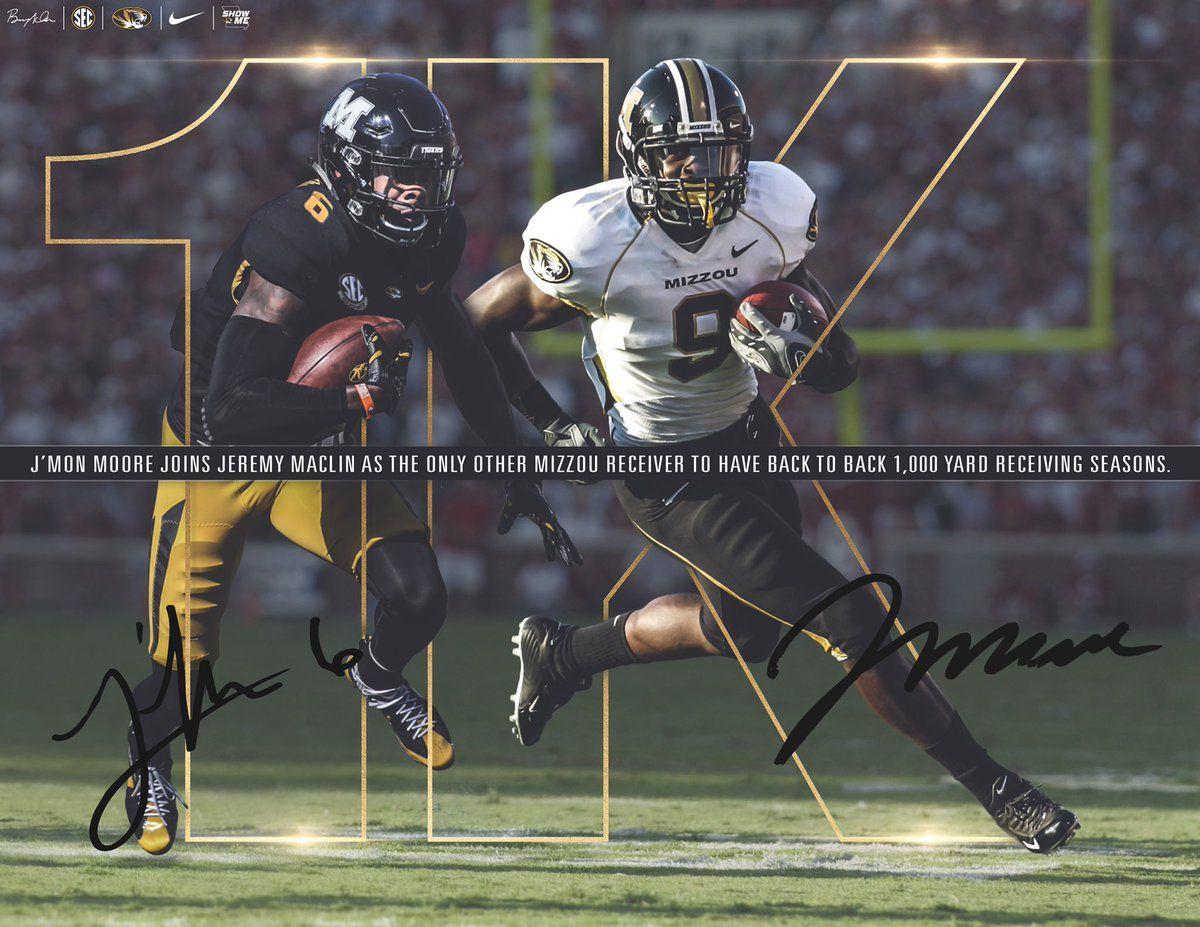 Missouri With Images Sport Poster Design Sports Design