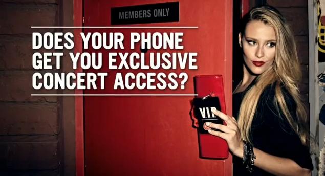 commercial tv Virgin songs mobile