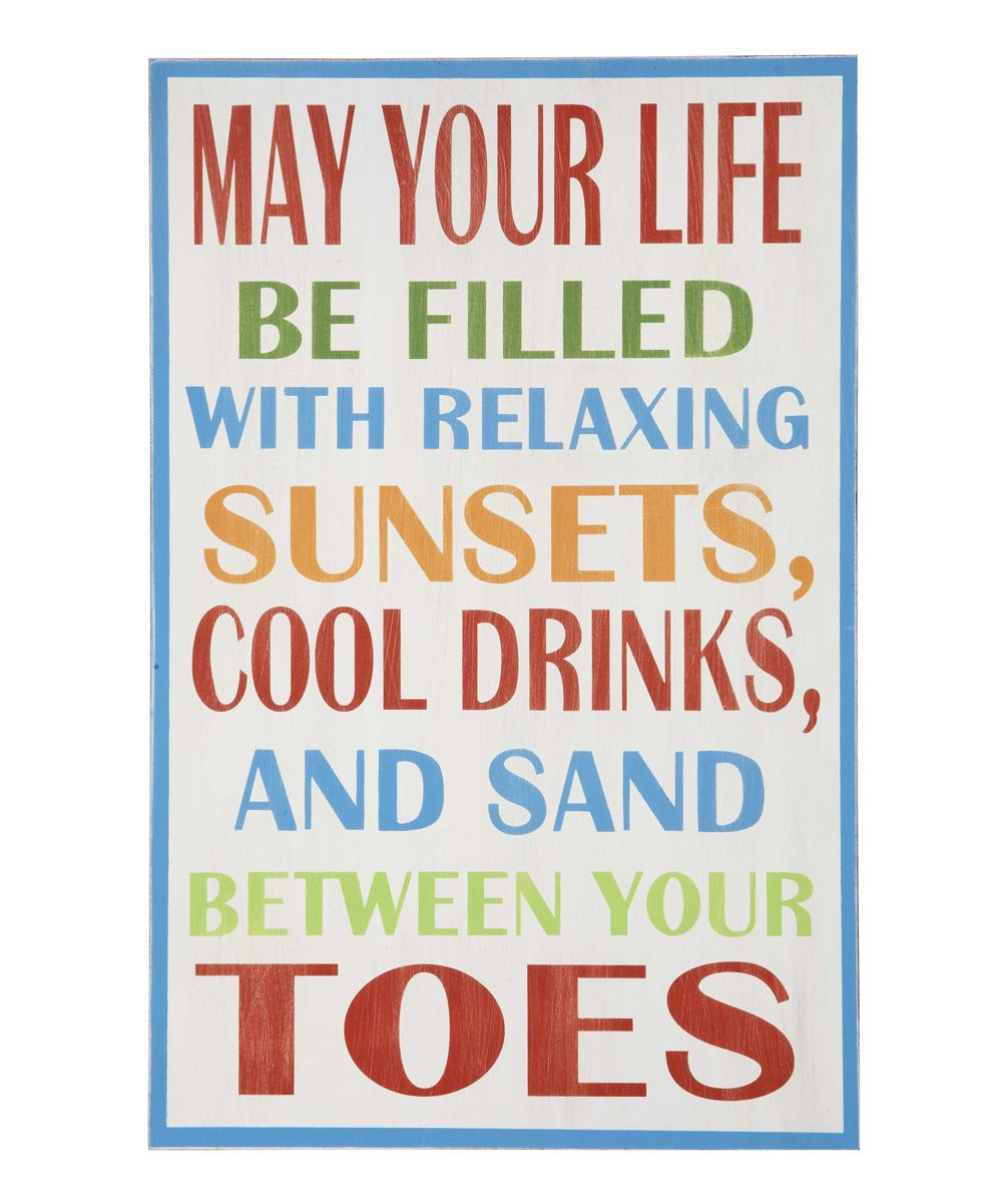 Poster Quotes About Life May Your Life  Posters & Quotes  Pinterest  Beach Beach Quotes