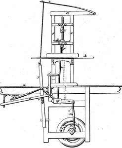 1852, Nov 30, Mortising-machine, JL Haven & Co, Cincinnati
