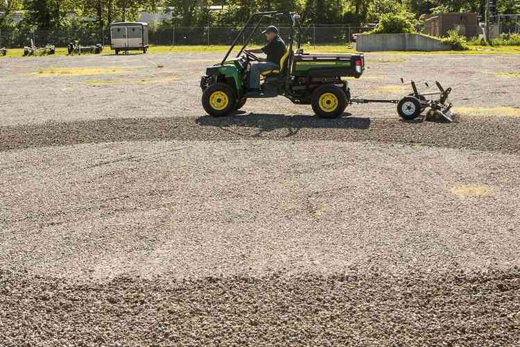 Atv Driveway Graders Gravel Rascal Abi Attachments Atv Sub Compact Tractors Compact Tractors