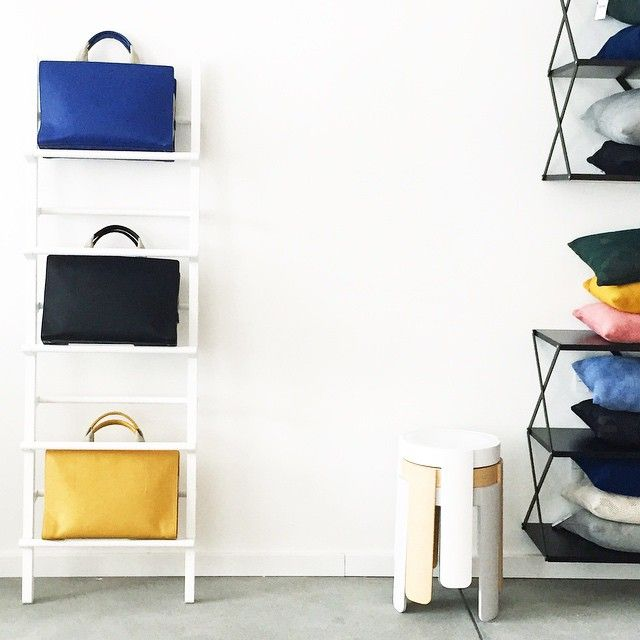 Hem Berlin bags by pauline deltour for hem interior design