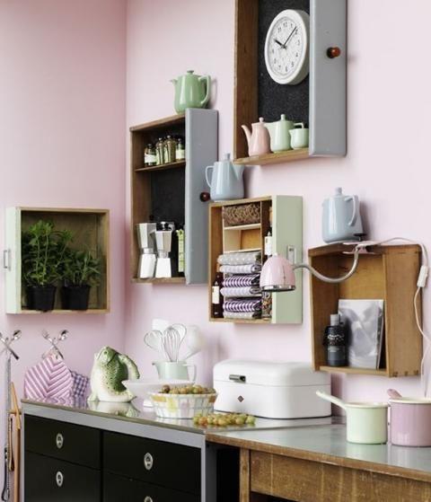 20 wunderschöne Ideen, wie du aus alten Schubladen dein Zuhause kreativ dekorieren kannst