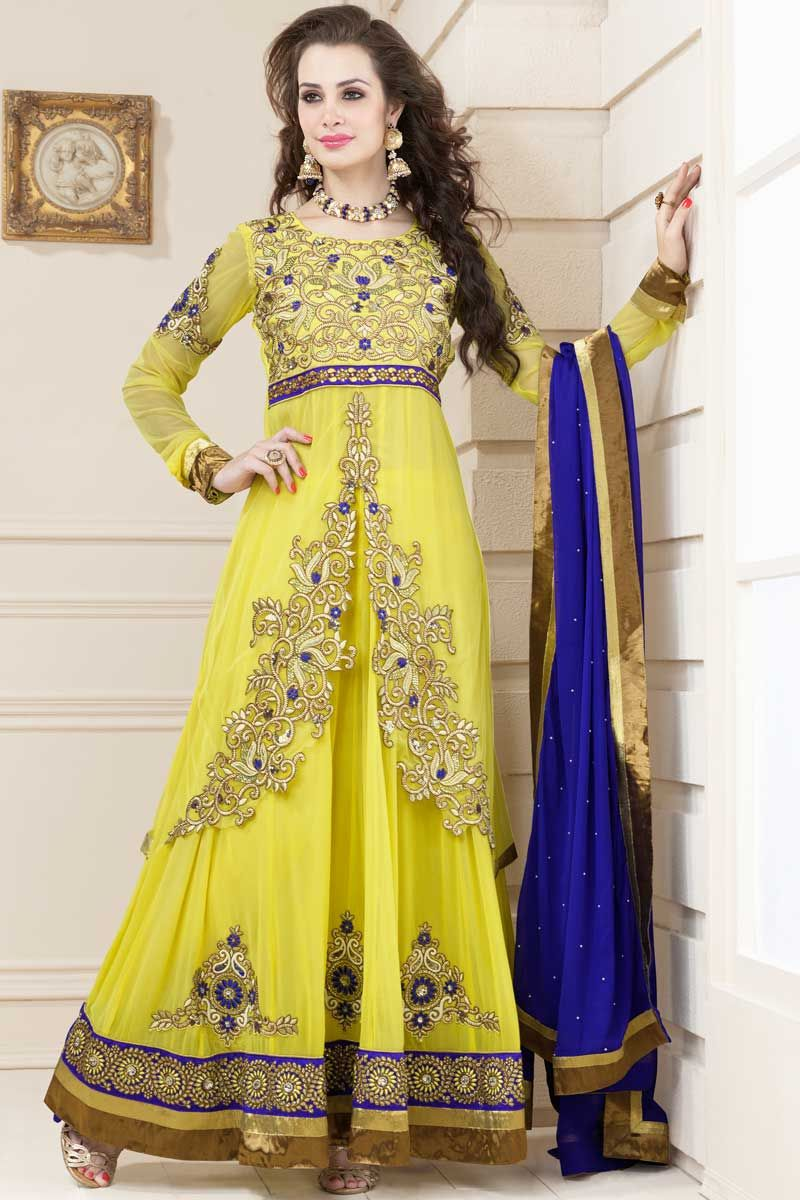 Stylish white dress wedding umbrella frocks churidar designs - Shop The Latest Trendy Indian Ethnic Wear Salwar Kameez From Cbazaar Large Collections And Attractive Designs On All Designer Indian Ethnic Wear Salwar