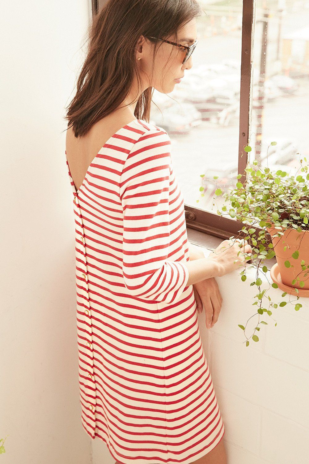 Amour Vert is sustainable fashion made in the USA