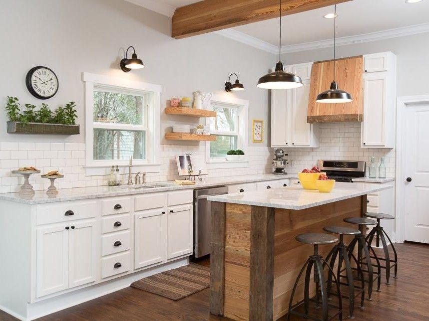 48 farmhouse kitchen lighting joanna gaines kitchen remodel small kitchen makeover kitchen on farmhouse kitchen joanna gaines design id=96418