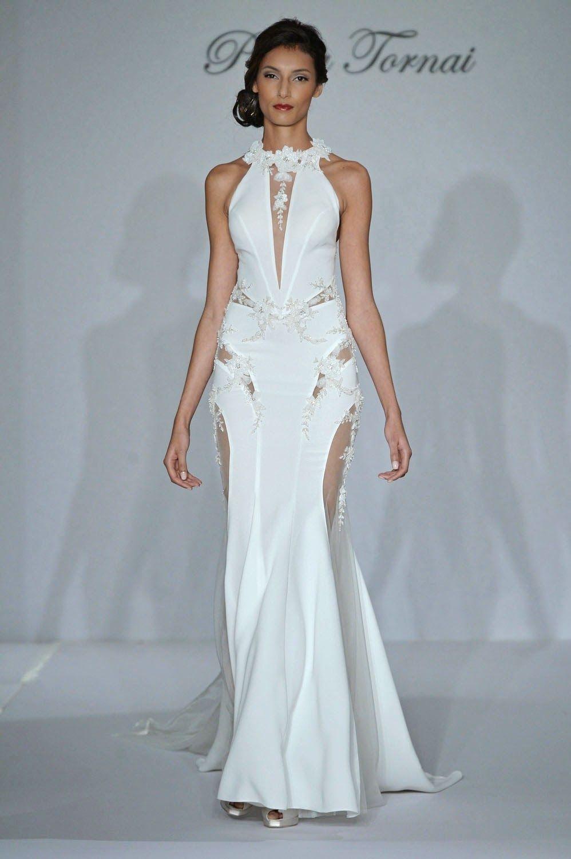 Pnina Tornai Fall 2015 Wedding Dresses – Runway | Pinterest | Pnina ...