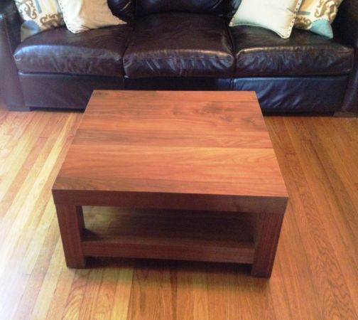 West Elm Parsons Coffee Table Craigslist 100 Uptown