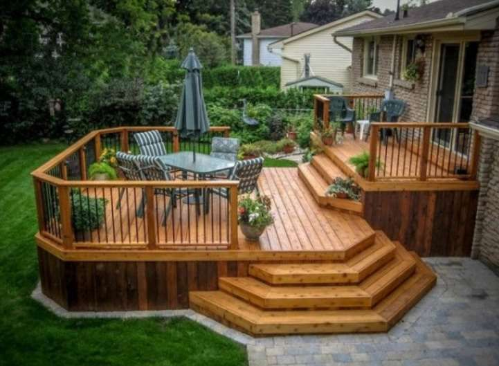 Small Deck Ideas That Are Just Right Patio Designs