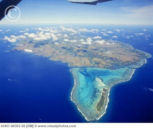 Cocos Island: Ruth 1:16 Where You Go I Will Go, And Where You Stay I
