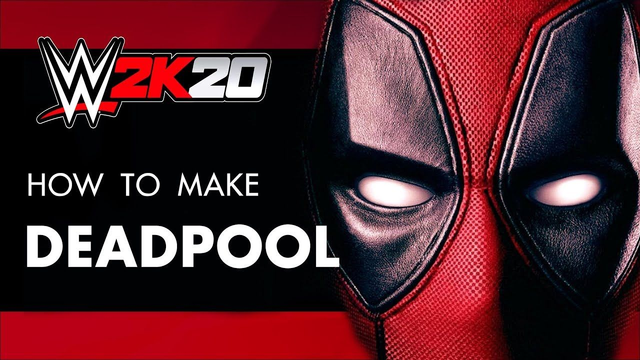 Deadpool Wwe