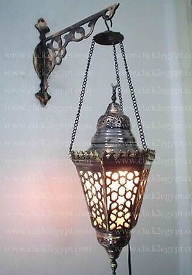 Br86 Br72 Wall Decor Brass Oriental Lamp With Bracket And White Frosted Glass Wall Mounted Lamps Bracket Lamp Lamp