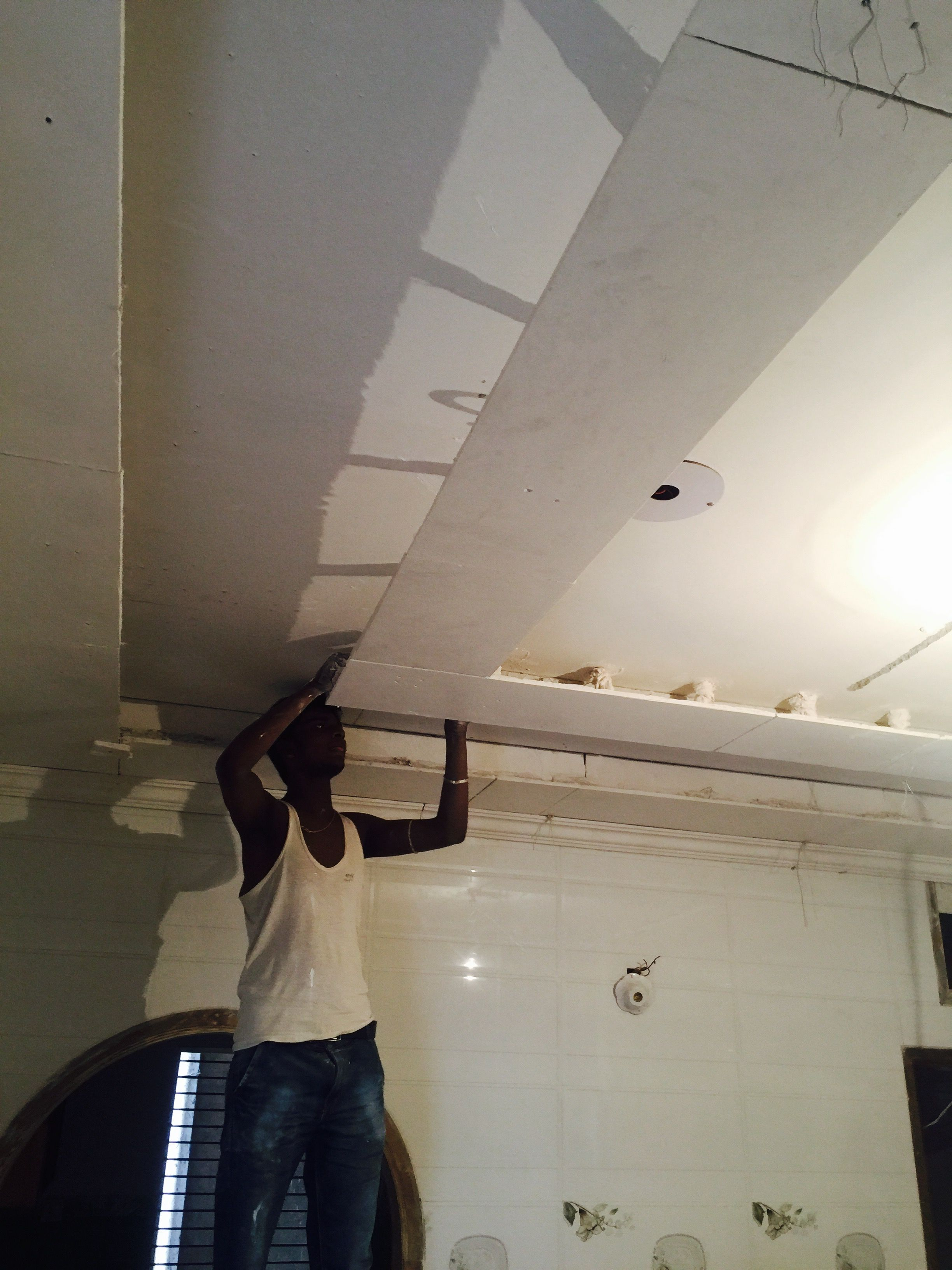 Manufacturer Of Gypsum False Ceiling