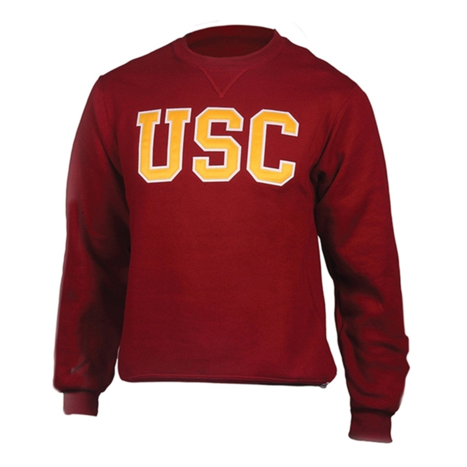 Usc Trojan Basics Heritage Tackle Twill Fleece Sweatshirt Sweatshirts Usc Sweatshirt Sweatshirt Fleece
