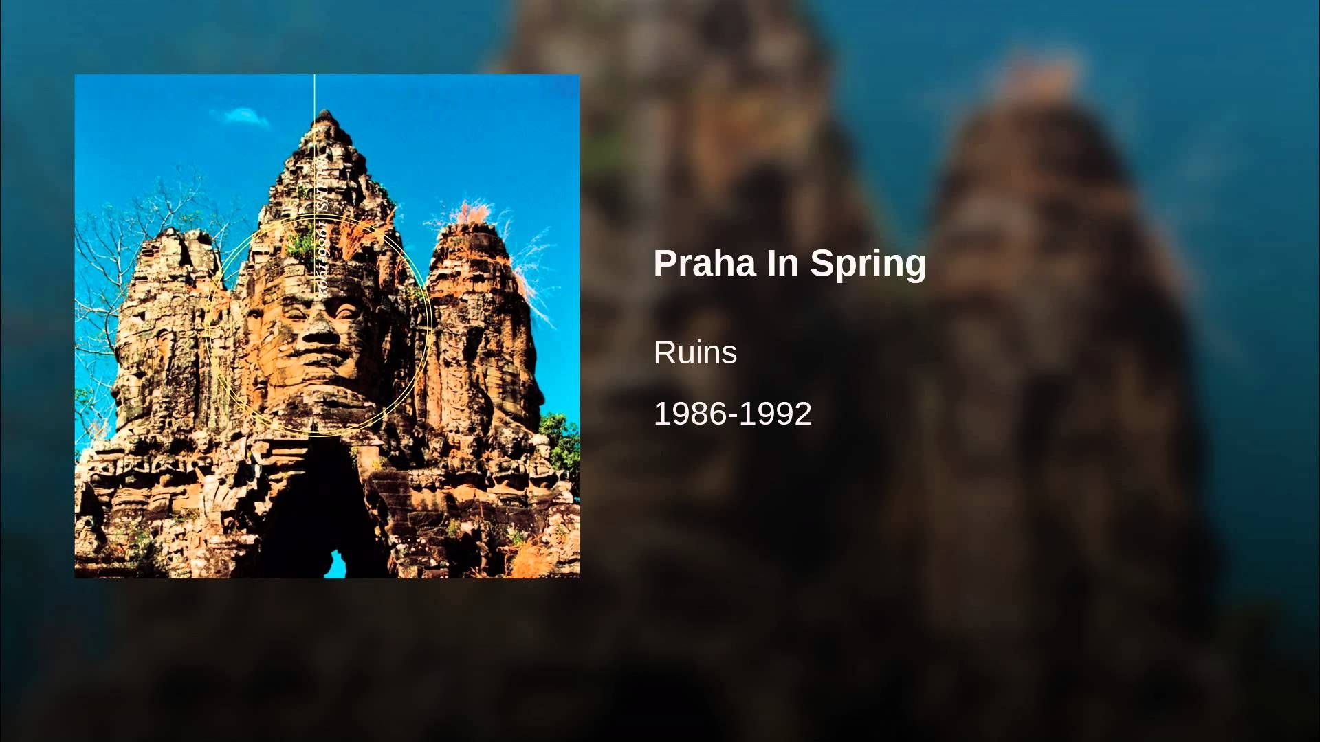 Praha In Spring Ruins, Poster, Movie posters